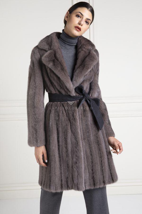 Female Mink Fur - Length 100 cm