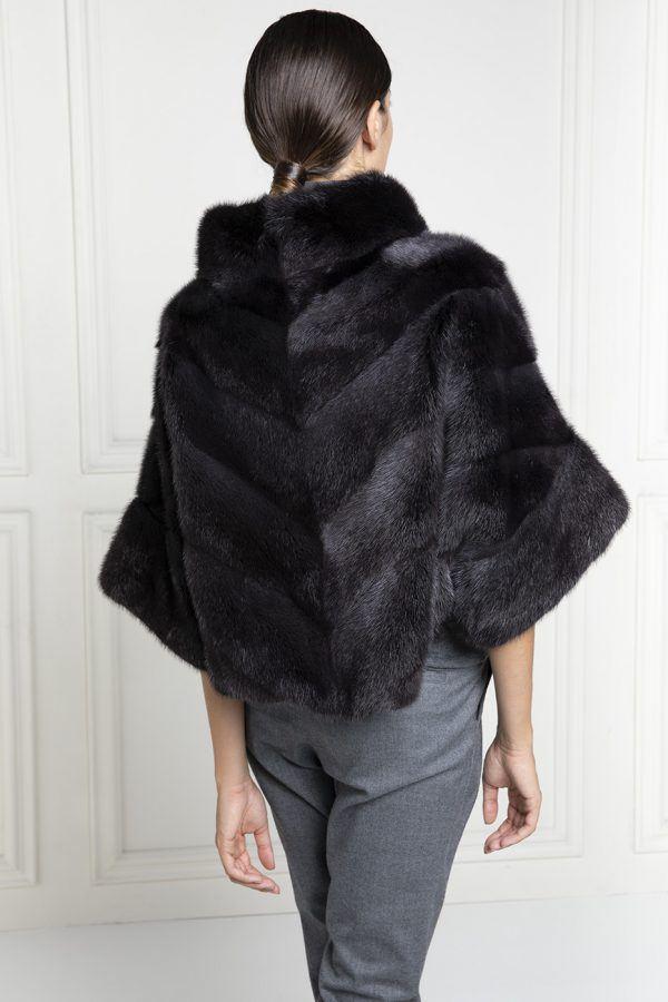 Mink Jacket Fur - Length 50 cm