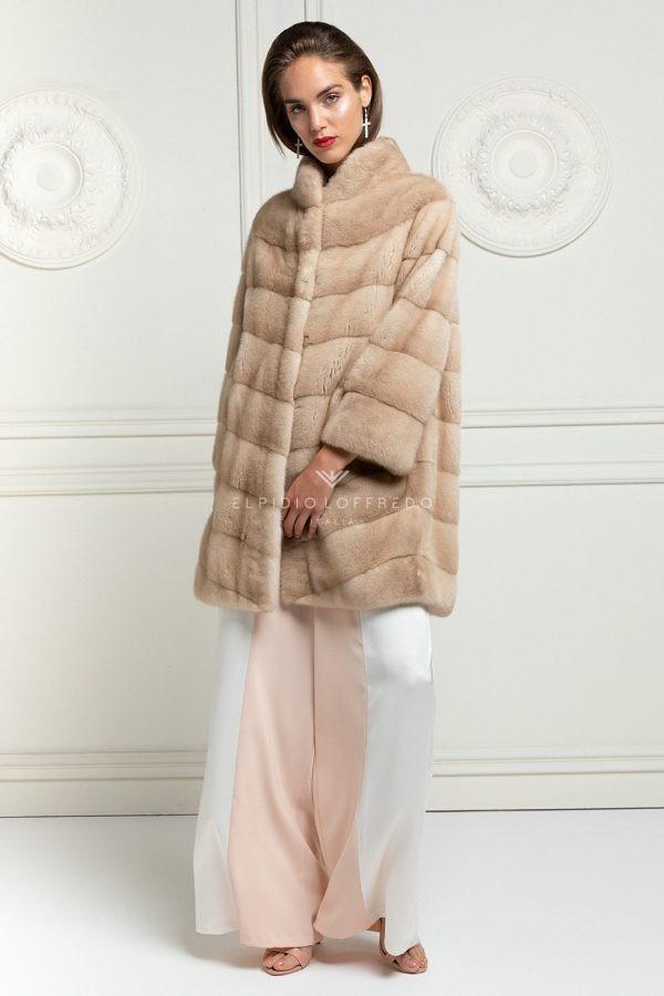 Palomino Mink Coat