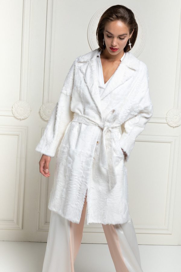 White Xiangao Coat