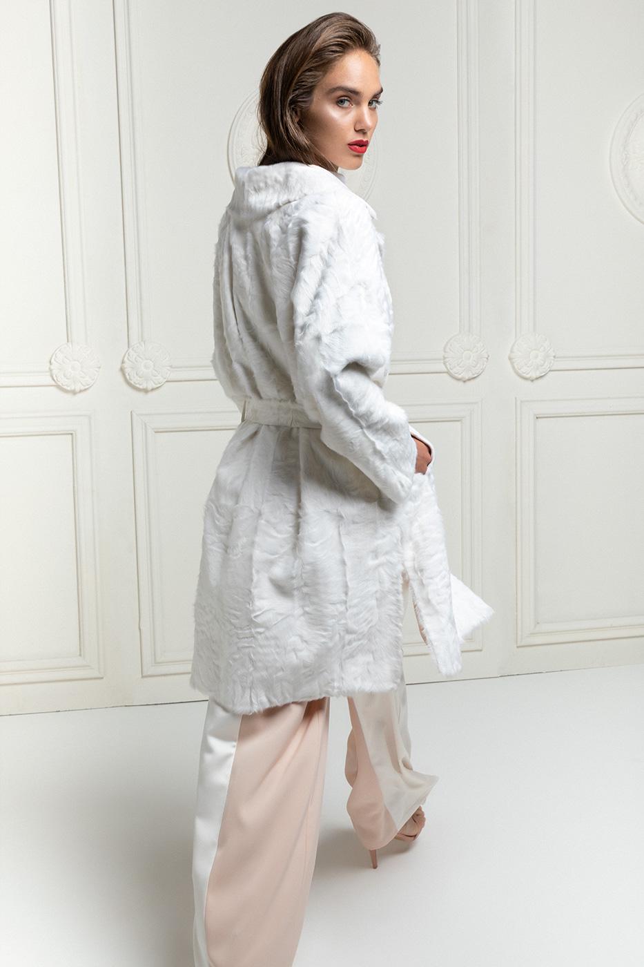 Пальто из Меха Xiangao