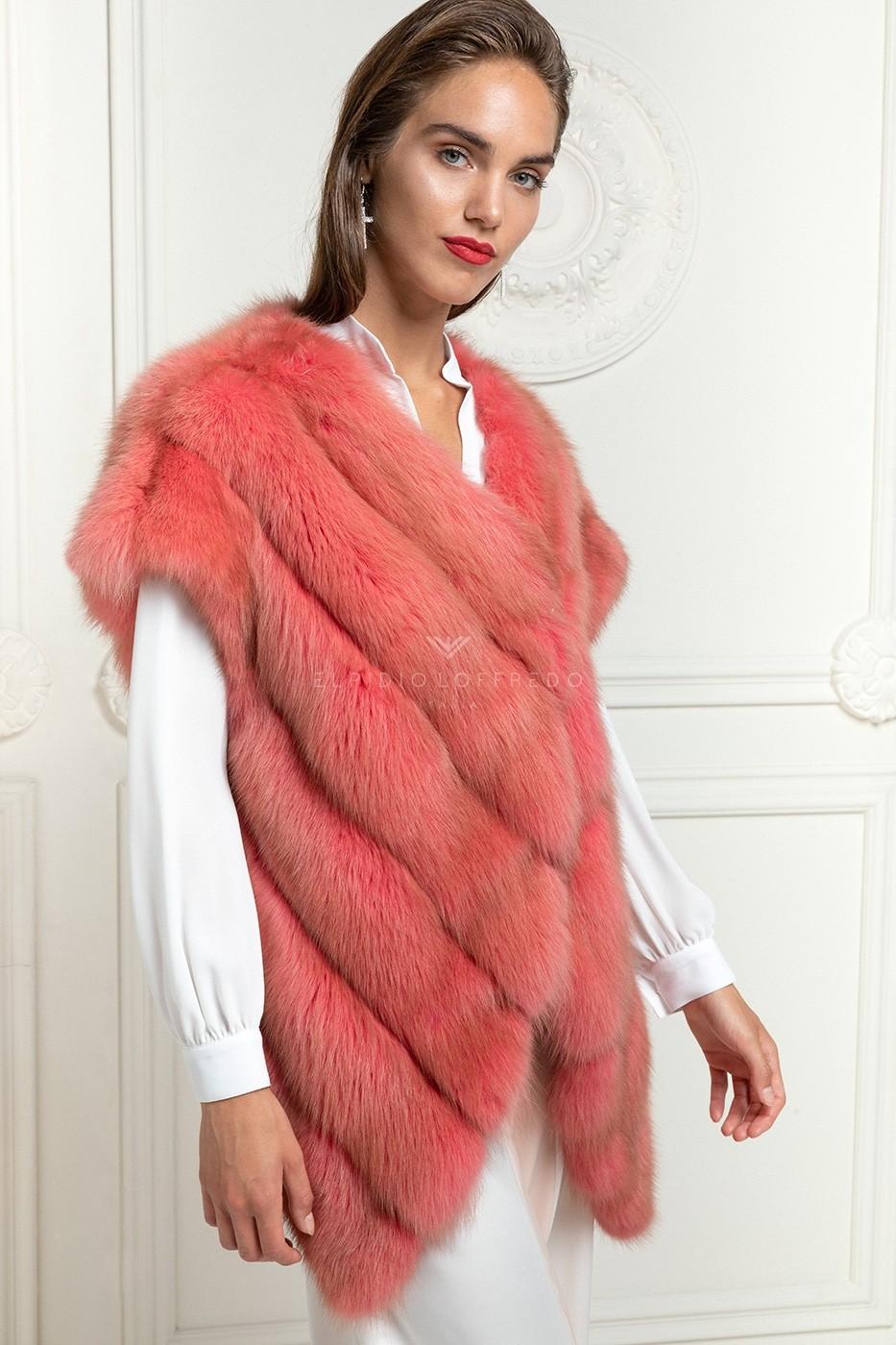 Pink Sable Fur