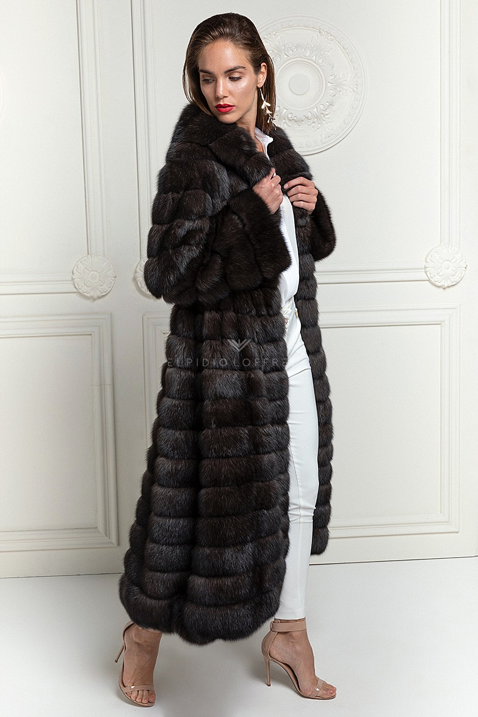 Russian Sable Silvery 3 Fur