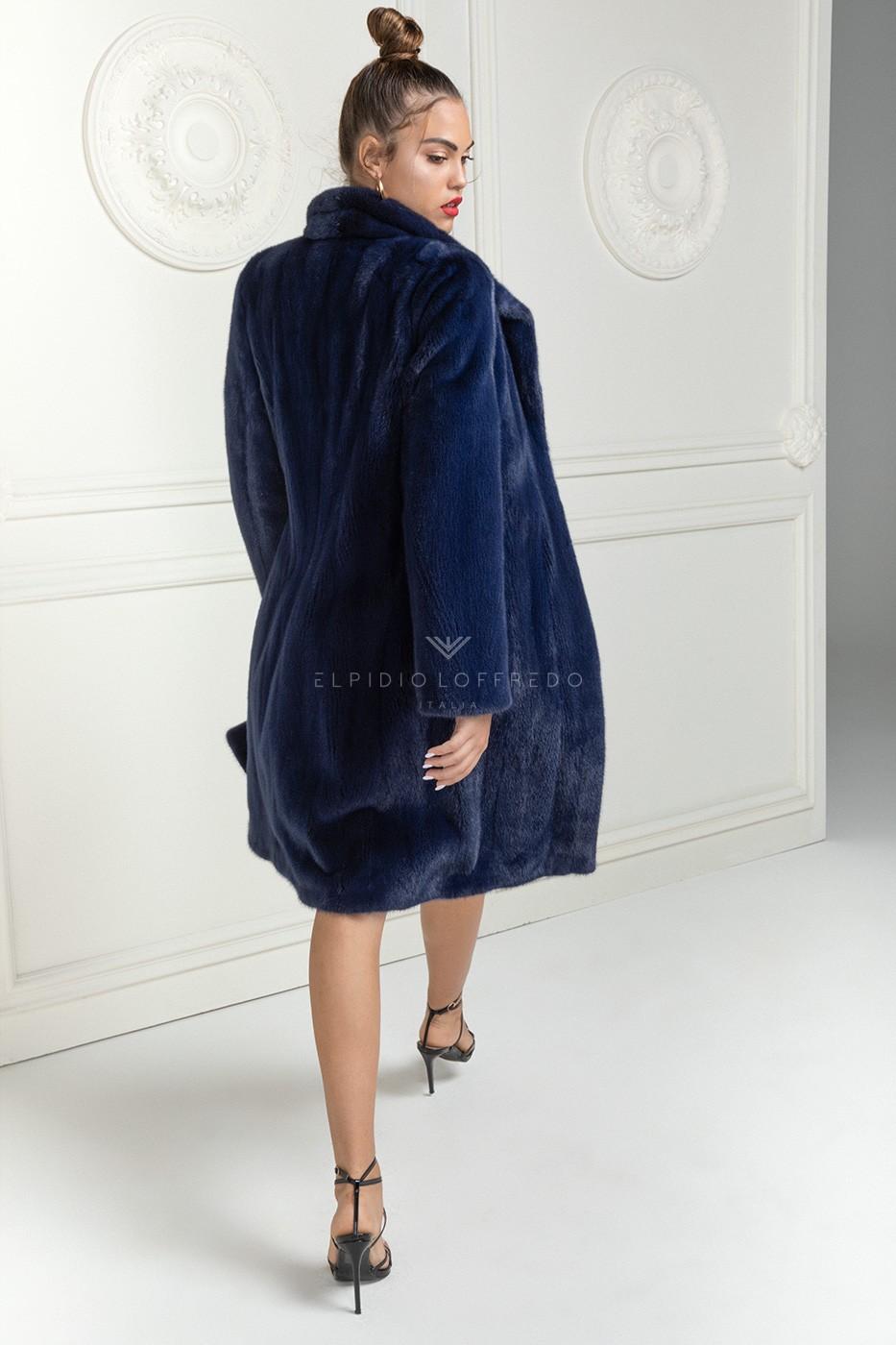 Cappotto di Visone Trasportato