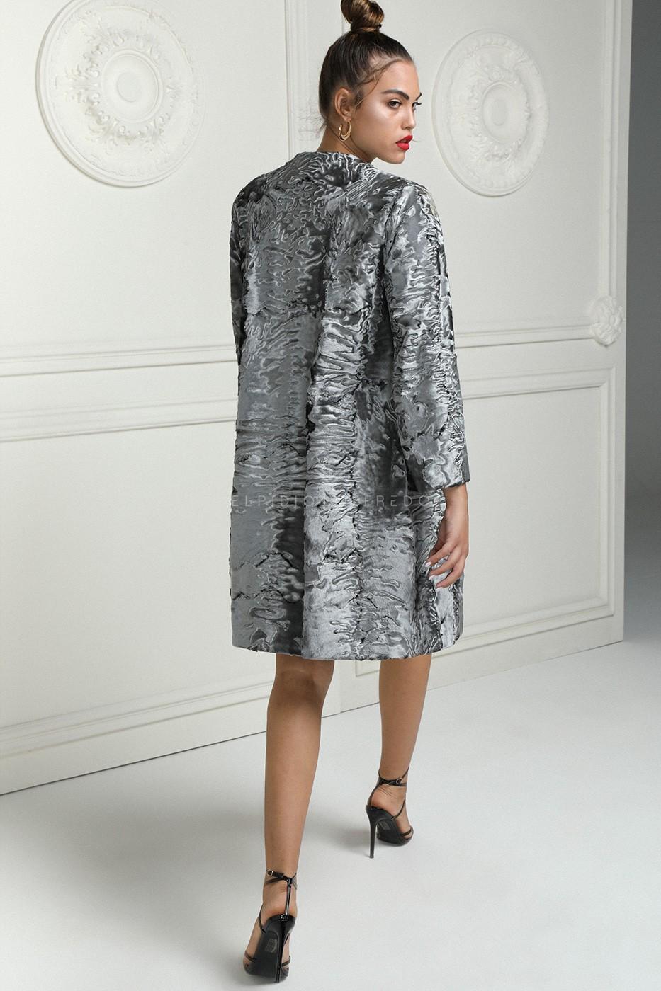 Silver Swakara Fur