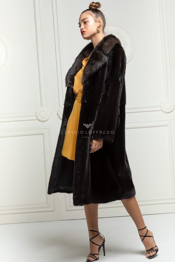 Blackglama Mink with Sable Fur