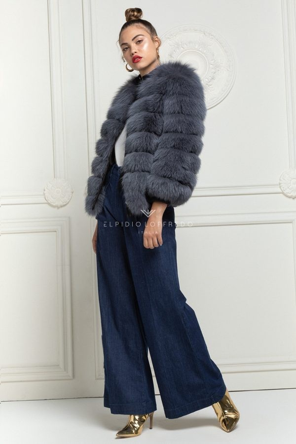 Grey Fox Jacket