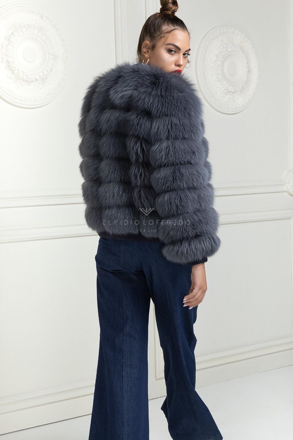 Grey Fox Jacket