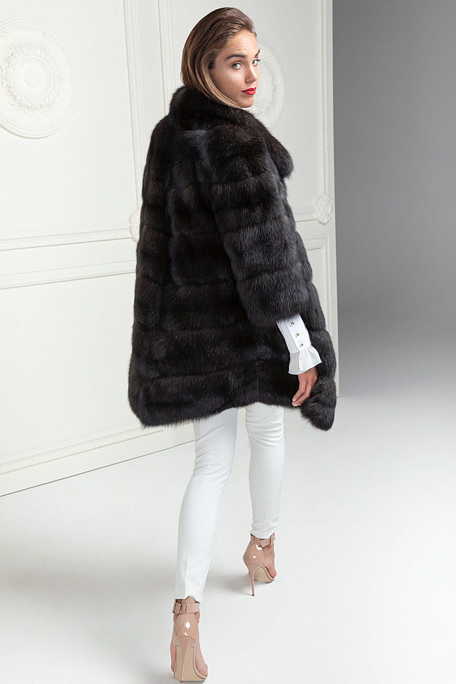 Russian Sable Silvery 3