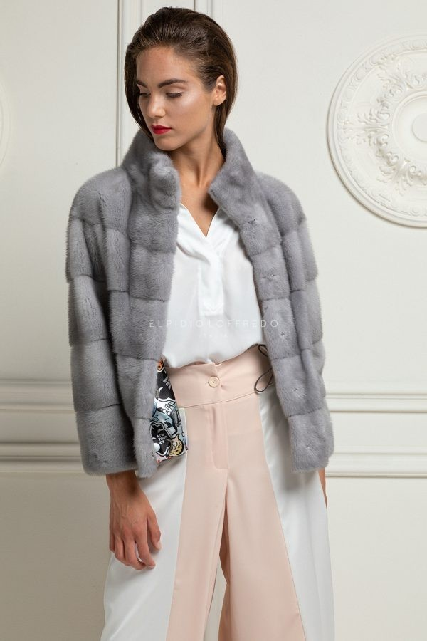Silverblue Mink with Sable