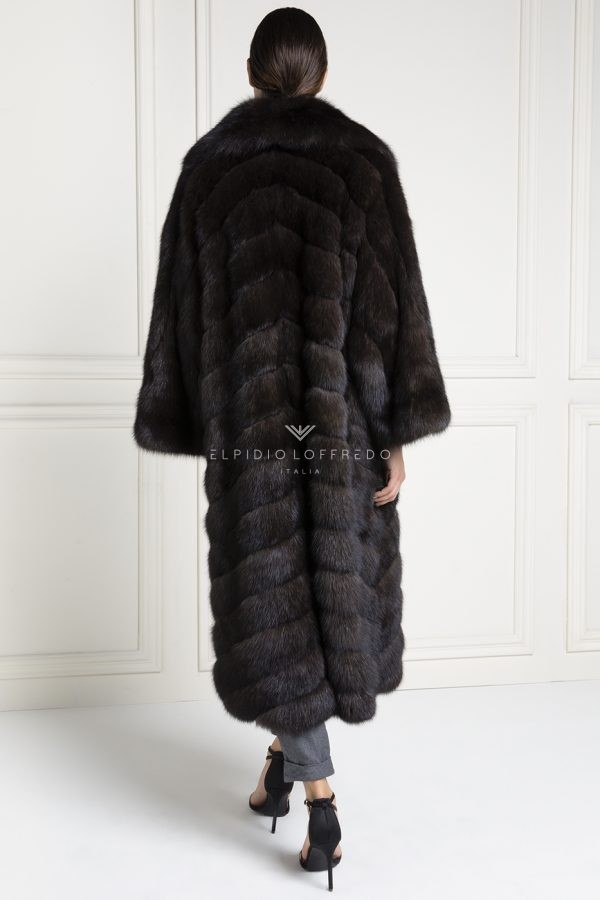 Barguzinsky Russian Sable Coat
