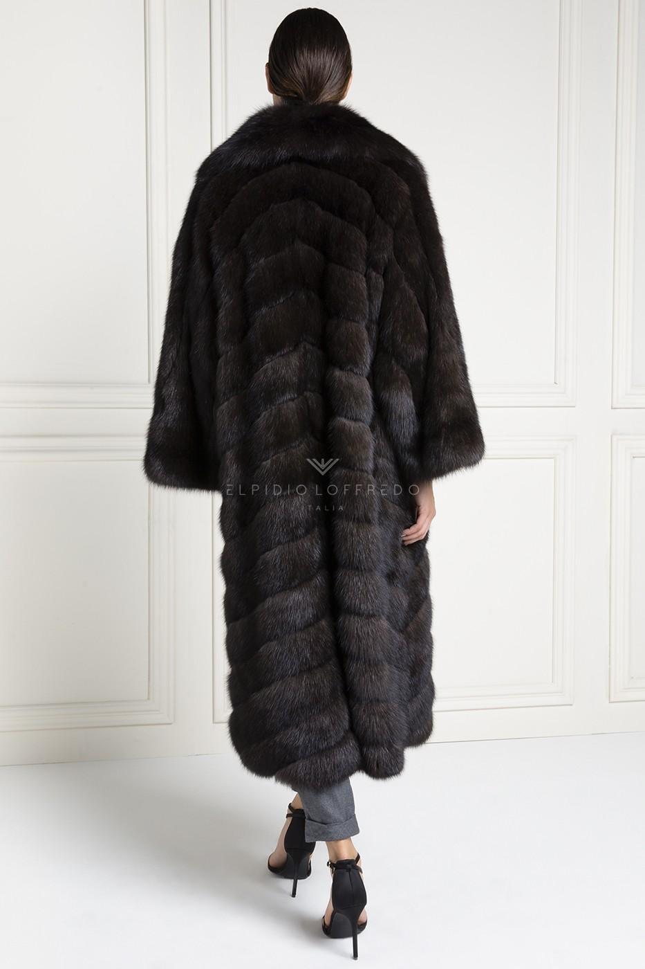 Barguzinsky Russian Sable Coat