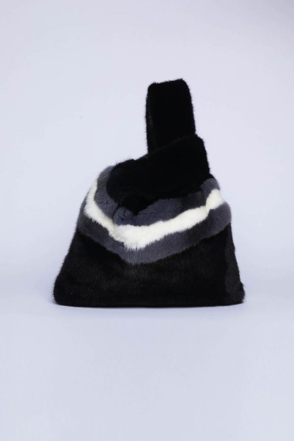 Black Mink Bag