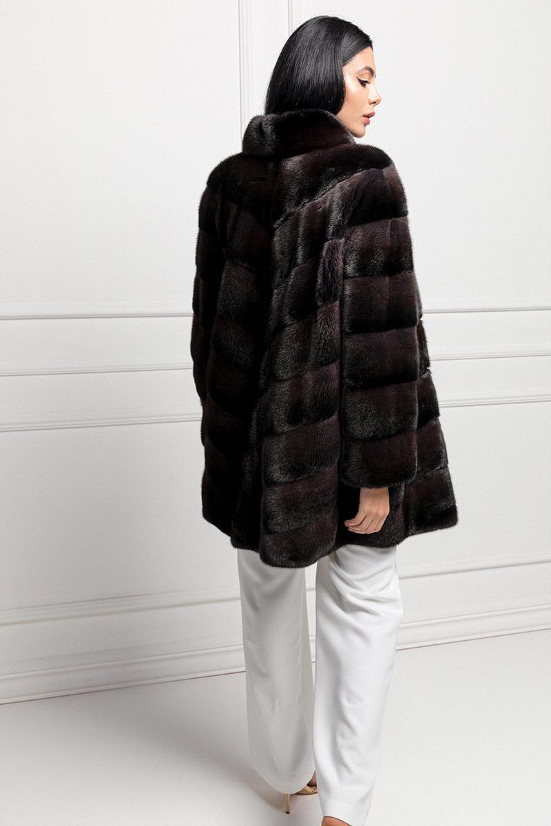 Forest Mink Coat
