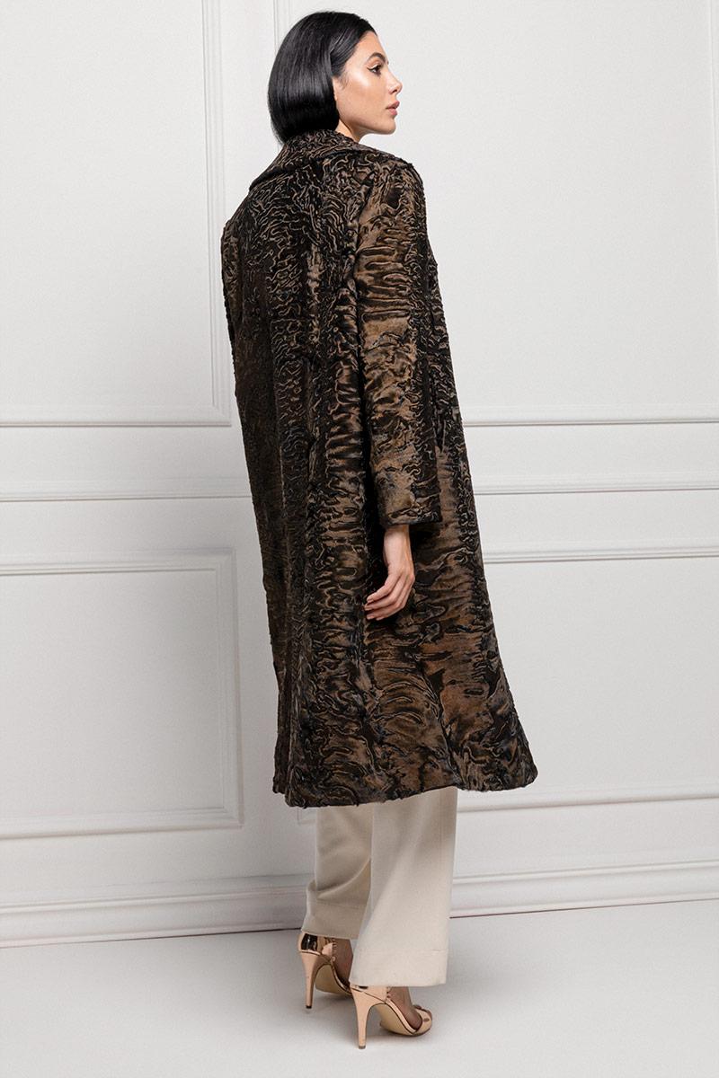 Пальто из Каракульчи