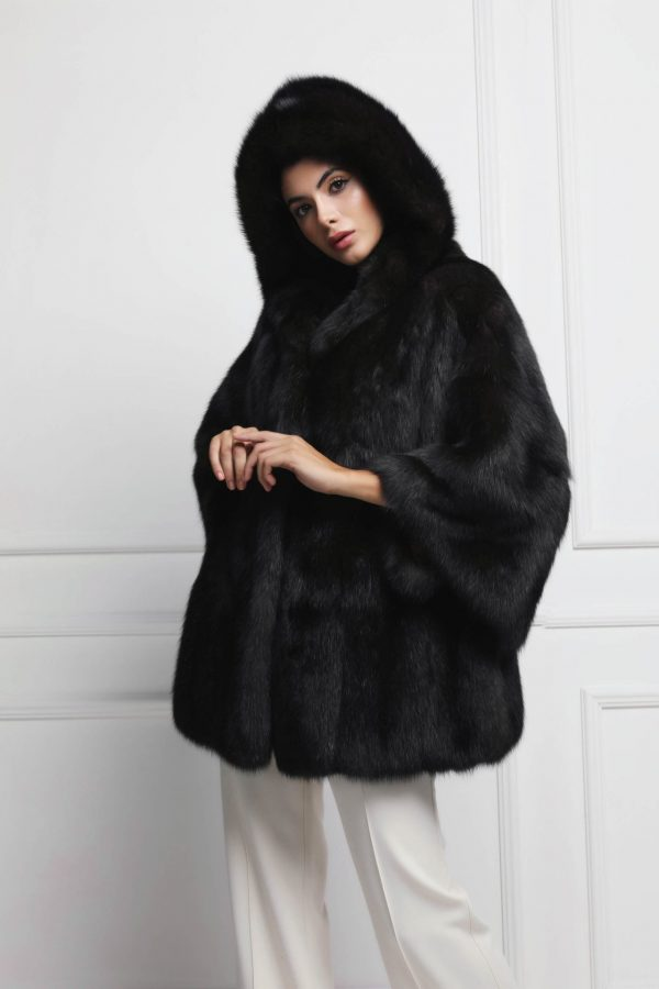 Silvery 2 Sable Fur