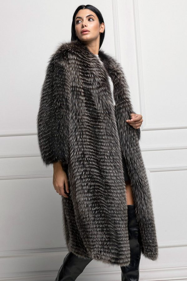 Grey Fox Fur