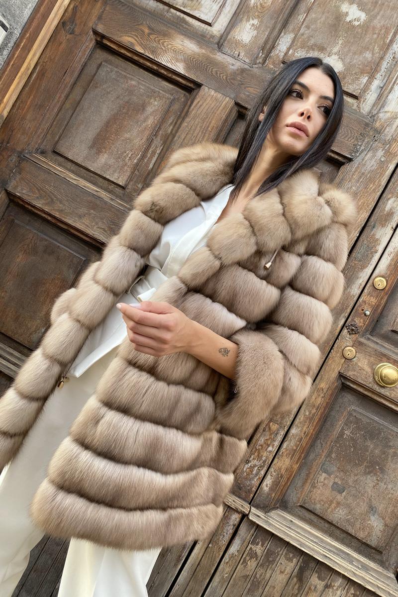 Madreperla Sable Coat