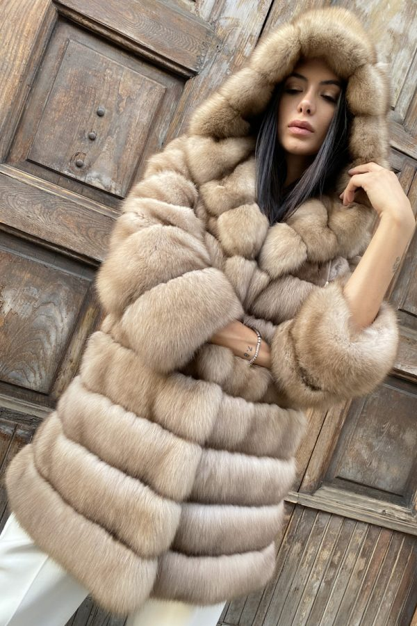 Madreperla Sable Coat
