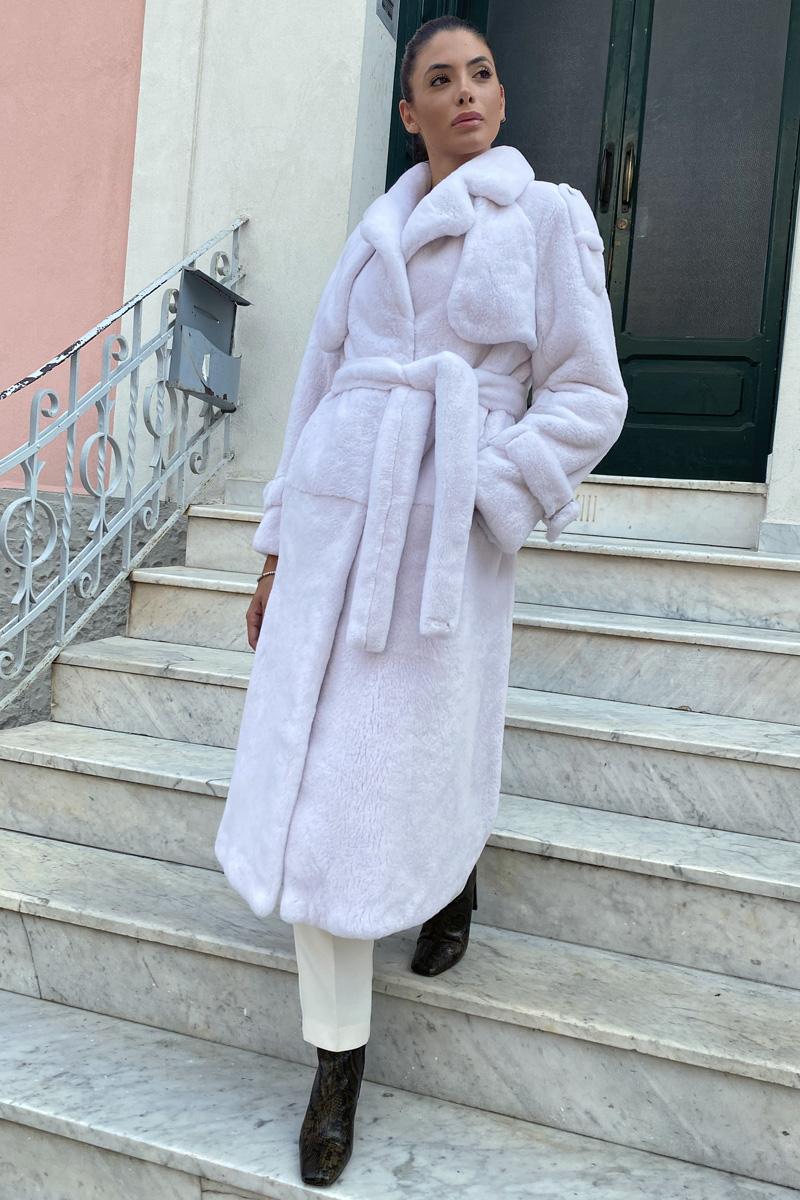 Sheared Mink Coat