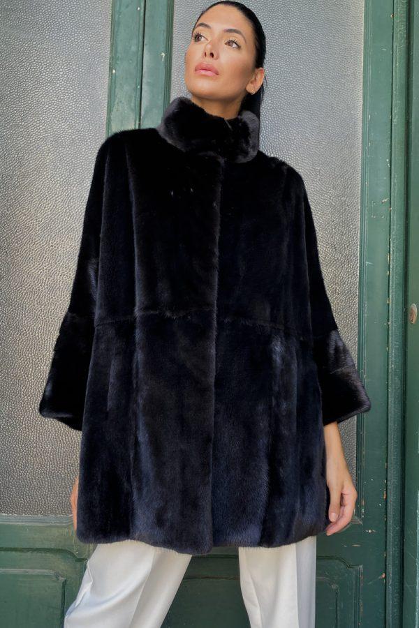 Cappotto di Visone Blackglama