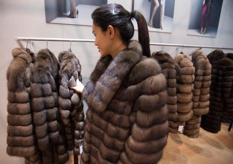 pelliccia moda