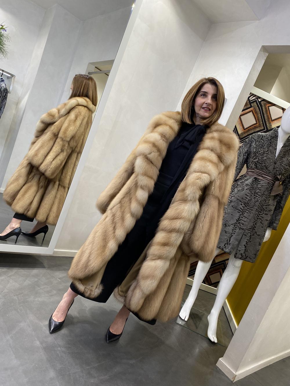 Russian Sable Fur