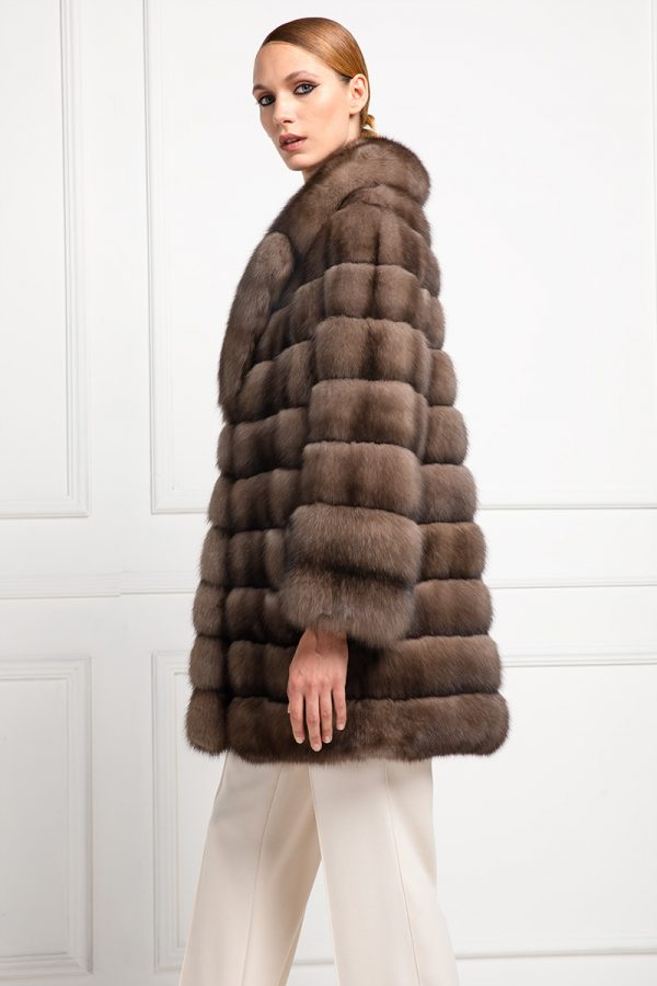 Sable Furs Barguzinsky Fur, How Much Is A Sable Coat