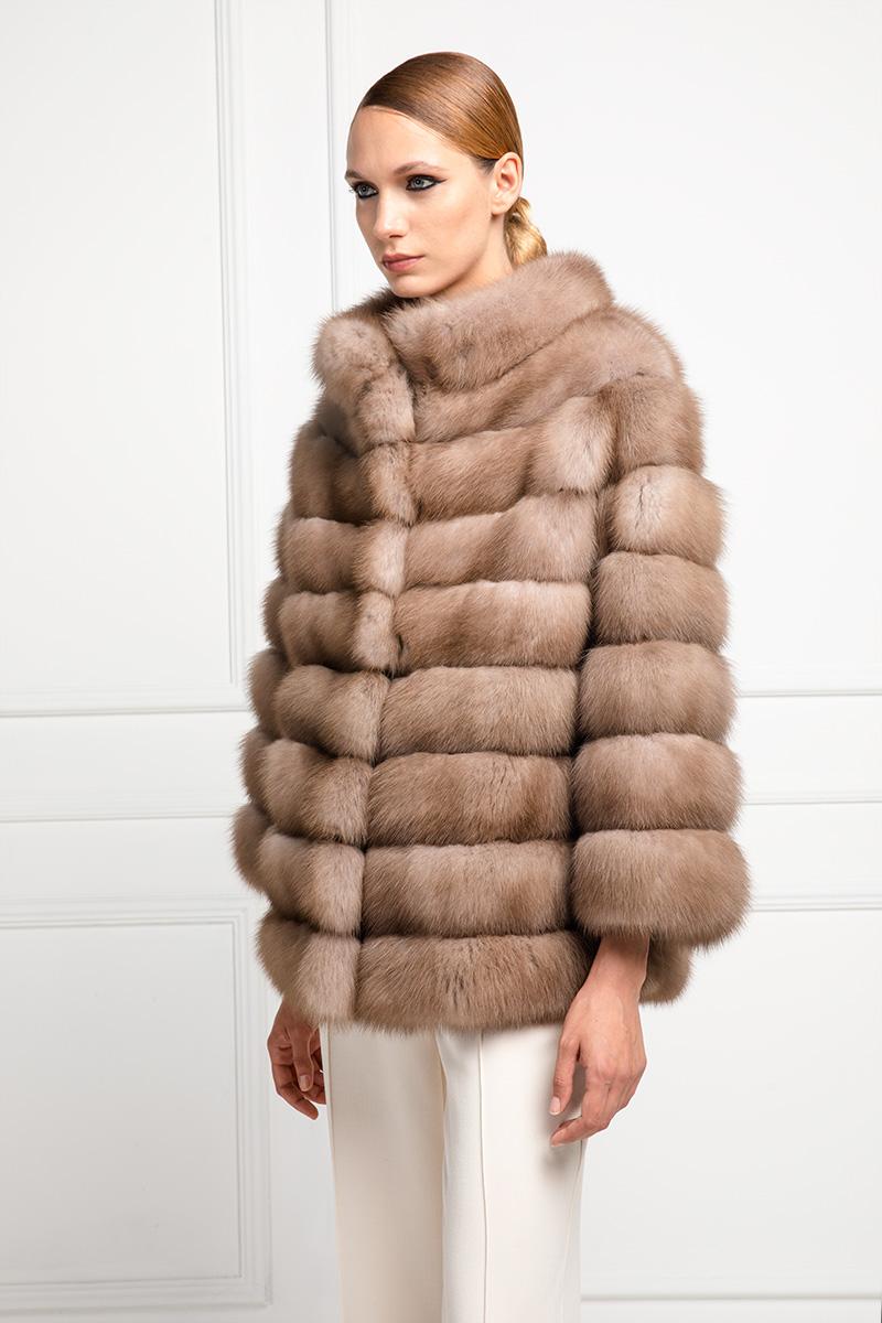 Marten Fur Jacket