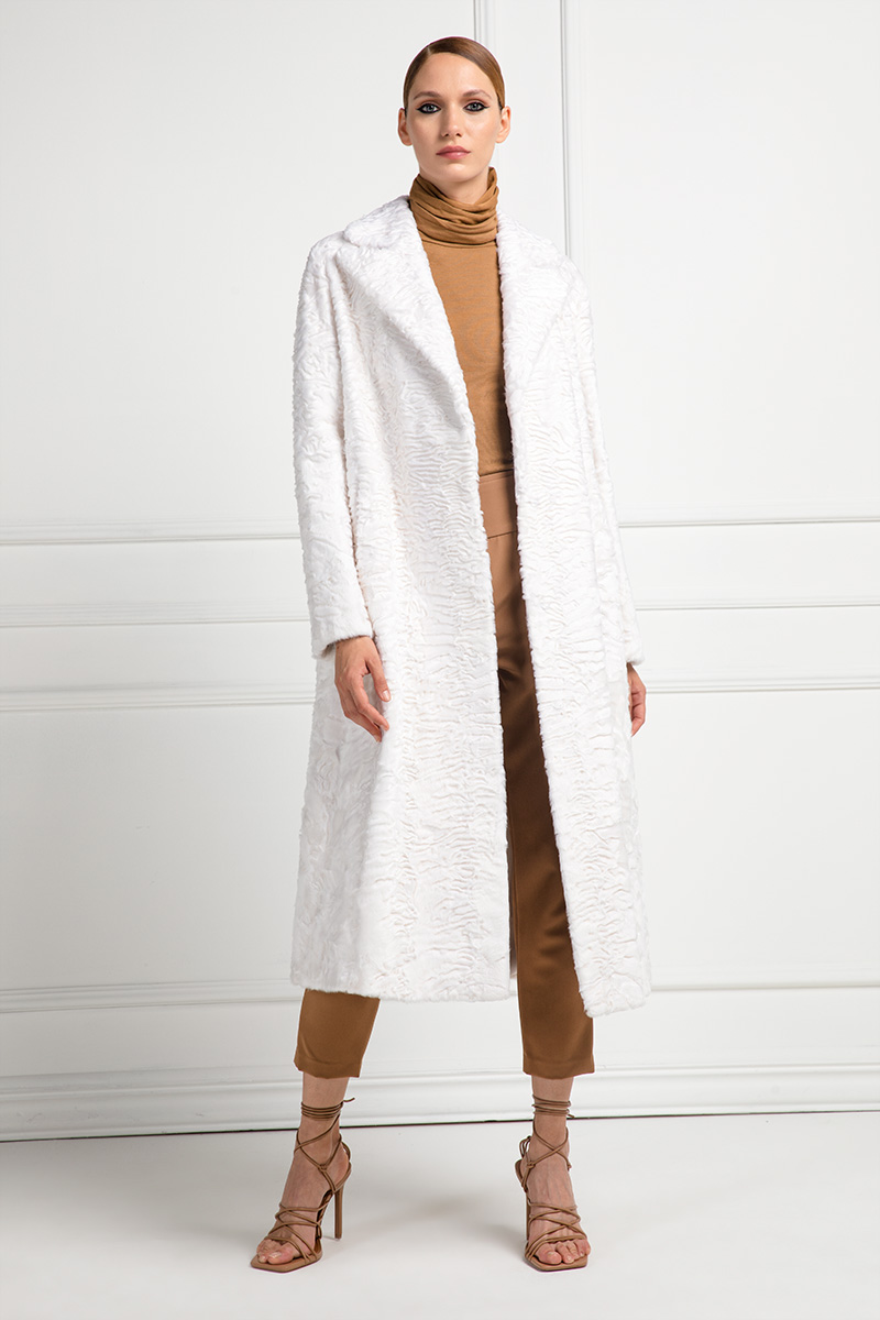 Swakara Fur Coat