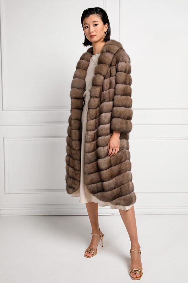 Sable Fur Coat