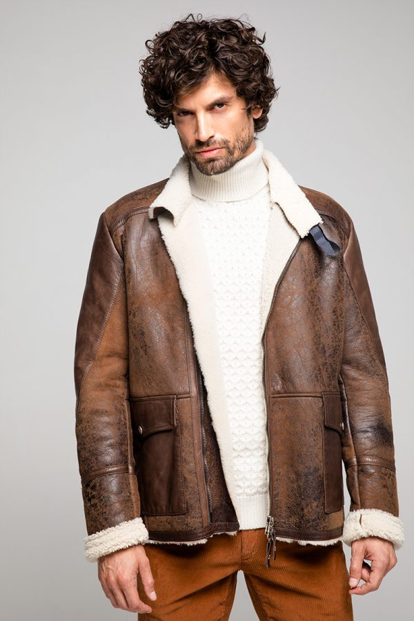 Lamb Fur Jacket