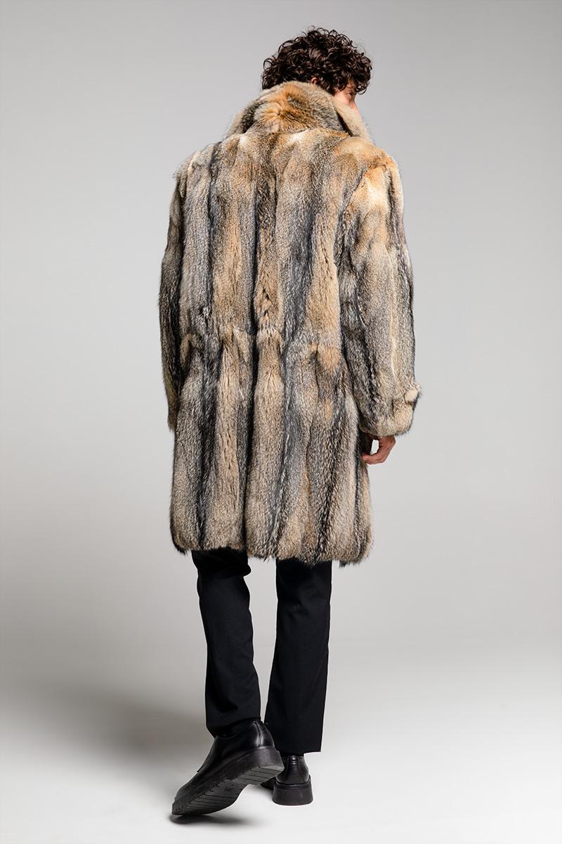 Sand Fox Coat